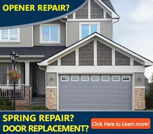 Broken Springs - Garage Door Repair Fountain Valley, CA